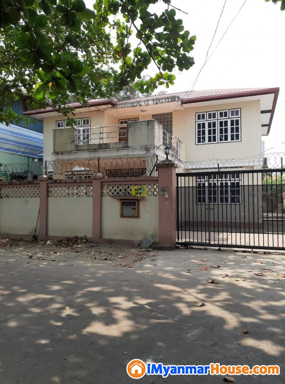 သစ္စာလမ်းမအနီး နေရာကောင်း လုံးချင်းအိမ် အမြန်ဌားမည် - ငှါးရန် - တောင်ဥက္ကလာပ (South Okkalapa) - ရန်ကုန်တိုင်းဒေသကြီး (Yangon Region) - 12 သိန်း (ကျပ်) - R-19186463   iMyanmarHouse.com