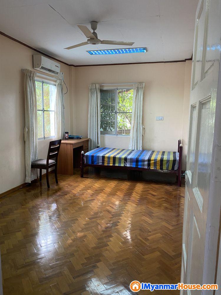 ၂ထပ်တိုက် အိမ်ငှါးမည်။ - ငှါးရန် - သင်္ဃန်းကျွန်း (Thingangyun) - ရန်ကုန်တိုင်းဒေသကြီး (Yangon Region) - 23 သိန်း (ကျပ်) - R-19187891 | iMyanmarHouse.com