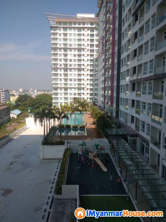 လိႈင္ၿမိဳ႕နယ္ GEMS ကြန္ဒိုတြင္ငွါးရန္ - ငှါးရန် - လှိုင် (Hlaing) - ရန်ကုန်တိုင်းဒေသကြီး (Yangon Region) - $ 1,000 (အမေရိကန်ဒေါ်လာ) - R-19199870 | iMyanmarHouse.com