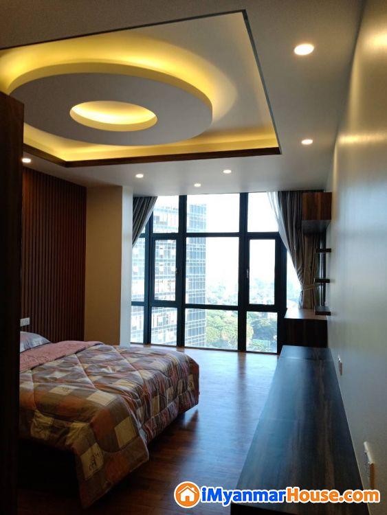 Time City အိမ္ခန္း rent ရန္ရွိသည္ - ငှါးရန် - ကမာရွတ် (Kamaryut) - ရန်ကုန်တိုင်းဒေသကြီး (Yangon Region) - $ 2,000 (အမေရိကန်ဒေါ်လာ) - R-19288848 | iMyanmarHouse.com