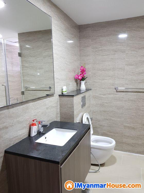 Kan Thar Yar Premium Condominium For Rent (Owner Direct) - ငှါးရန် - မင်္ဂလာတောင်ညွန့် (Mingalartaungnyunt) - ရန်ကုန်တိုင်းဒေသကြီး (Yangon Region) - 24 သိန်း (ကျပ်) - R-19231419   iMyanmarHouse.com