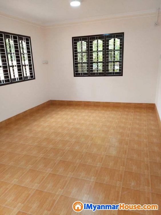 လုံးချင်း တိုက်ငှားမည် - ငှါးရန် - ဒဂုံမြို့သစ် မြောက်ပိုင်း (Dagon Myothit (North)) - ရန်ကုန်တိုင်းဒေသကြီး (Yangon Region) - 5 သိန်း (ကျပ်) - R-19232885   iMyanmarHouse.com