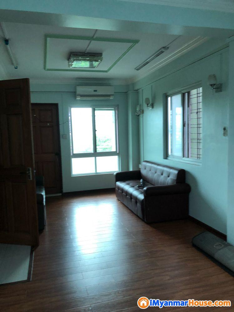 ေရ ေက်ာ္ ေဒါနလမ္း ဓါတ္ေလွခါးပါ တိုက္ခန္း ငွားမည္ - For Rent - ပုဇွန်တောင် (Pazundaung) - ရန်ကုန်တိုင်းဒေသကြီး (Yangon Region) - 4.50 Lakh (Kyats) - R-19244506 | iMyanmarHouse.com