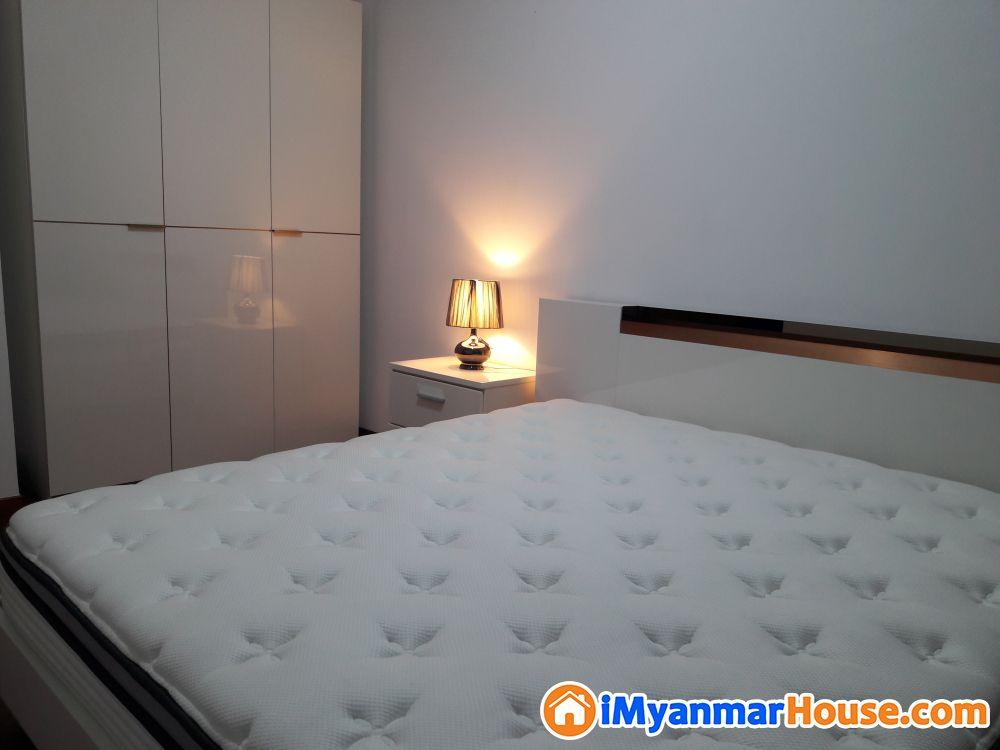 Central Condo for Rent in Yankin - ငှါးရန် - ရန်ကင်း (Yankin) - ရန်ကုန်တိုင်းဒေသကြီး (Yangon Region) - $ 950 (အမေရိကန်ဒေါ်လာ) - R-19331099   iMyanmarHouse.com