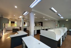 Spacious Office, lots of natural light-- right off Pyay rd.