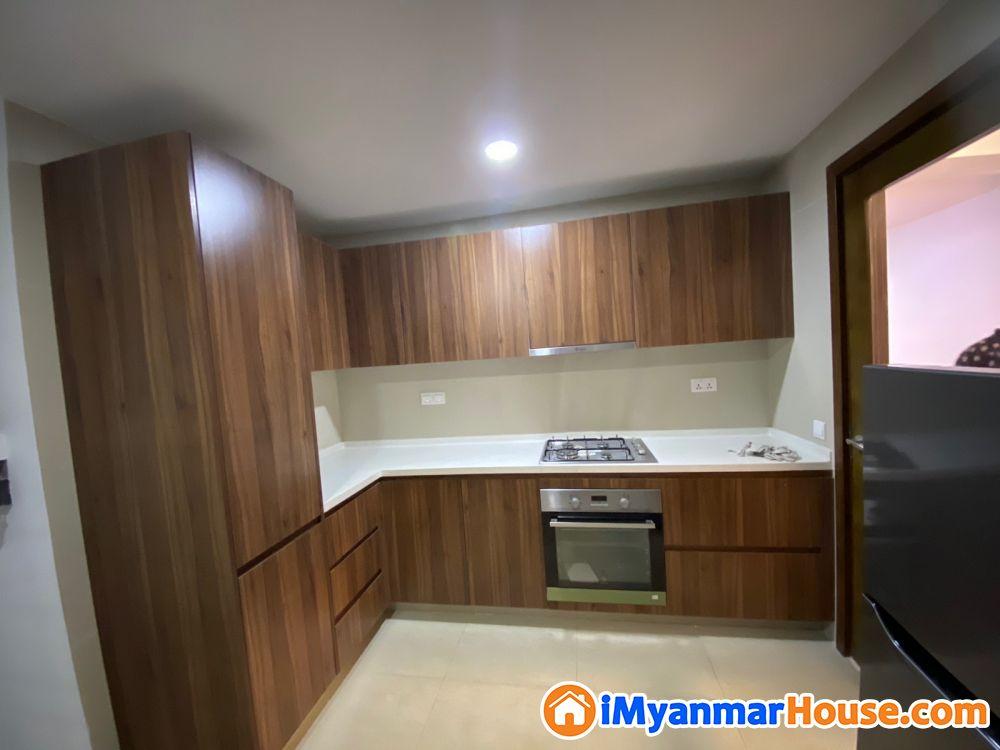 Kan Thar Yar Residence တွင် ငှါးရန်ရှိသည် - ငှါးရန် - မင်္ဂလာတောင်ညွန့် (Mingalartaungnyunt) - ရန်ကုန်တိုင်းဒေသကြီး (Yangon Region) - $ 2,500 (အမေရိကန်ဒေါ်လာ) - R-19320059 | iMyanmarHouse.com