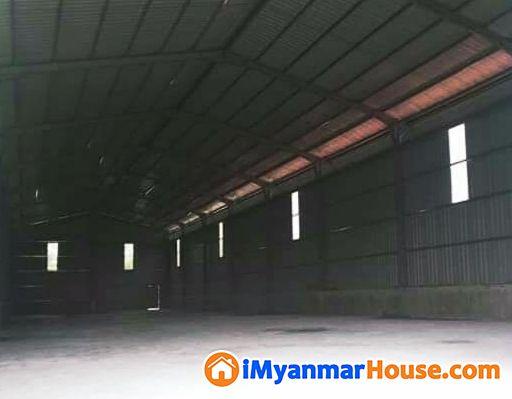 💥အမှတ်၃လမ်းမ မြေကျယ်(40×160) ပစ္စည်းထား ငှားမည်....နေရာကောင်း 📞 09 50 41 674 - ငှါးရန် - မင်္ဂလာဒုံ (Mingaladon) - ရန်ကုန်တိုင်းဒေသကြီး (Yangon Region) - 20 သိန်း (ကျပ်) - R-19328850 | iMyanmarHouse.com