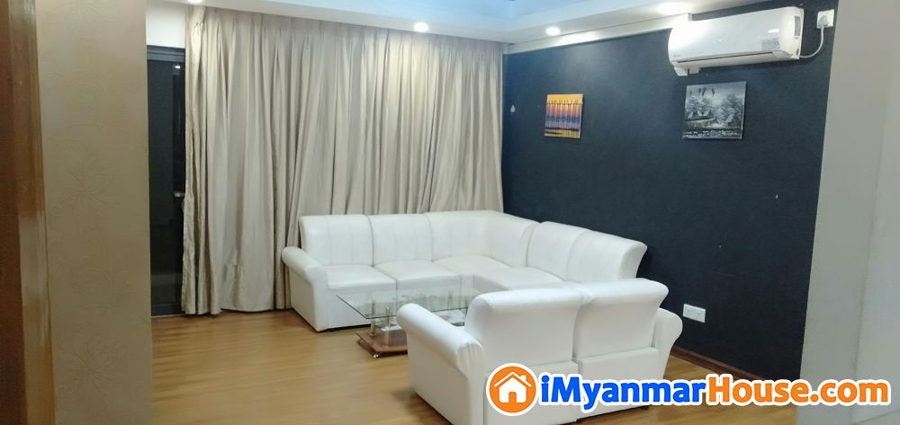 Condo Rent - ငှါးရန် - လှိုင် (Hlaing) - ရန်ကုန်တိုင်းဒေသကြီး (Yangon Region) - 12 သိန်း (ကျပ်) - R-19360773 | iMyanmarHouse.com