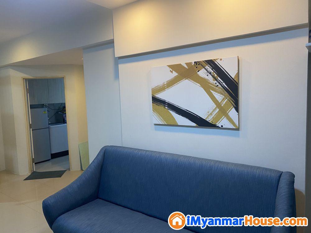 2 Bedroom Fully Furnished with Garden View - ငှါးရန် - သံလျင် (Thanlyin) - ရန်ကုန်တိုင်းဒေသကြီး (Yangon Region) - 7 သိန်း (ကျပ်) - R-19365287 | iMyanmarHouse.com