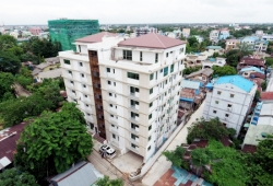 1100 sqft, Shwe Myanmar Mya Condo (Ready to Stay)
