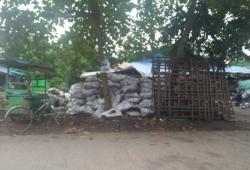 (SL 10-00684) Makayar Street, Shwe Pauk Kan Industry ,North Okkalapa Township