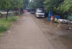(SL 5-00693) Entry from Kahyay Street to Padauk Street , North Okkalapa Township