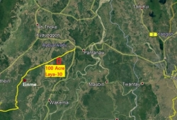 100 acre Land for sale in Ayarwaddy Township