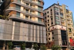 sqft 2100 Shwe Zabu River View Condo 6 Floor