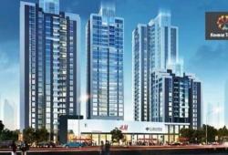 နွစ္ရွည္ အတိုးမဲ႔အရစ္က် ပံုစံေလးျဖင့္ေရာင္းခ်ေပးေနသည့္ Kanbae' Tower Condominium