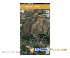 Japan Pagoda Road (SL 3-001163) For Sale Land @ Hmawbi Tsp.