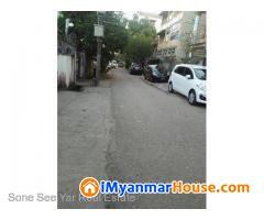 Myin Thar 9 Street, (SL6-001341) For Sale Land in South Okkalapa Township.