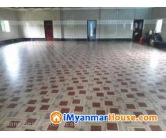 SH4-001698, For Sale House, Hmawbi Tsp တြင္ လုံးခ်င္းအိမ္ ေရာင္းရန္ရိွပါသည္။