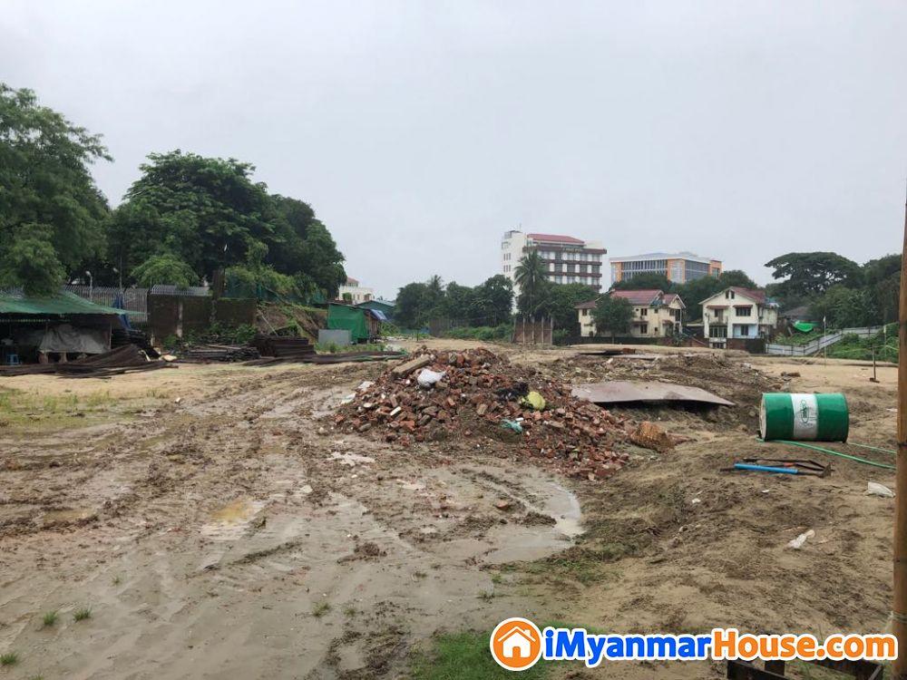 SL15-002002, For Sales, ေစာမဟာလမ္းေမးတင္၊ ဗိုလ္ခ်ဳပ္ျပတိုက္လမ္းအနီး ဗဟန္းၿမိဳ႕နယ္တြင္ ေျမကြက္ေရာင္းရန္ရွိပါသည္။ - ေရာင္းရန္ - ဗဟန္း (Bahan) - ရန္ကုန္တိုင္းေဒသႀကီး (Yangon Region) - 8,363 သိန္း (က်ပ္) - S-7304136 | iMyanmarHouse.com