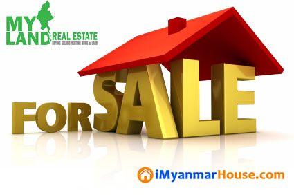 MAN 12 ေနျပည္ေတာ္ ဥတၱရသီရိၿမိဳ႕တြင္ လံုးခ်င္းတုိက္ပါ အိမ္ေရာင္းရန္ရွိပါသည္။ - ရောင်းရန် - ပျဉ်းမနား (Pyinmana) - နေပြည်တော် (Nay Pyi Taw) - 2,900 သိန်း (ကျပ်) - S-7591332 | iMyanmarHouse.com