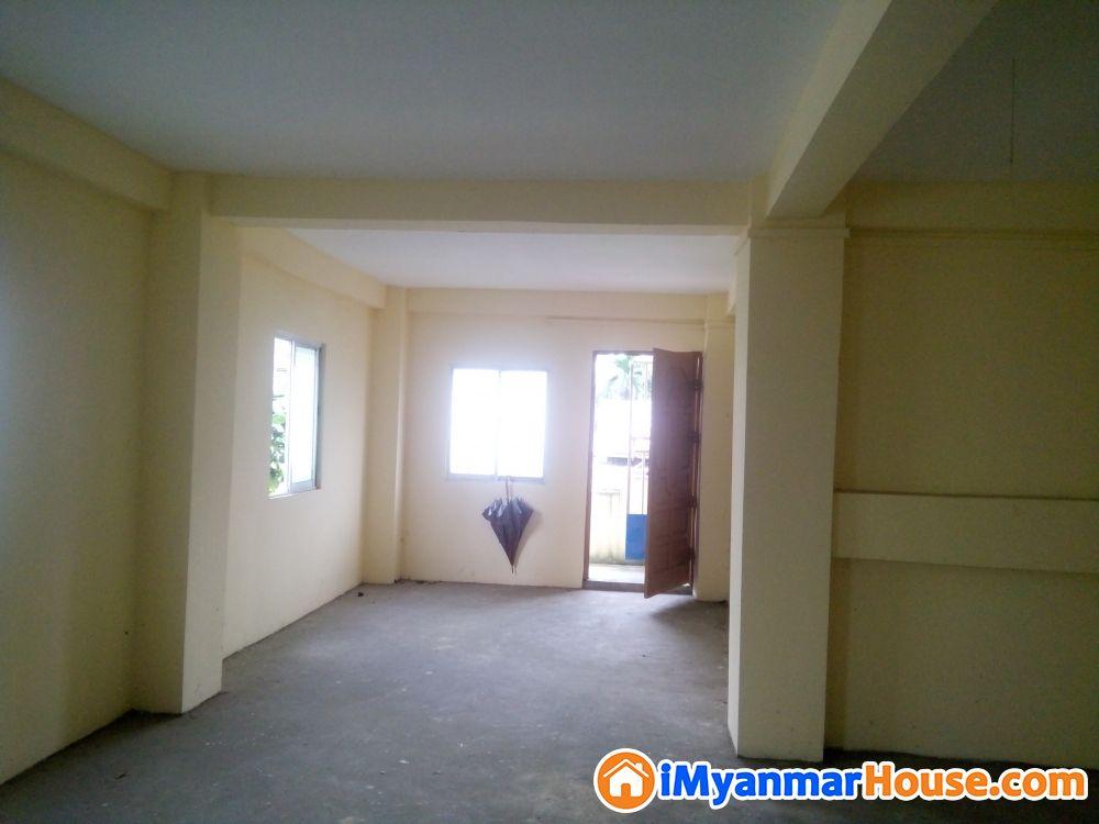 ၁၈x၅၄ ပထမလႊာတုိက္ခန္း အေရာင္း - ေရာင္းရန္ - ေတာင္ဥကၠလာပ (South Okkalapa) - ရန္ကုန္တိုင္းေဒသႀကီး (Yangon Region) - 430 သိန္း (က်ပ္) - S-7007242   iMyanmarHouse.com