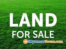သဃၤန္းကၽြႏ္းၿမိဳ႕နယ္၊ေမခအိမ္ရာတြင္ ေျမကြက္ေရာင္းရန္ရွိသည္။ - ေရာင္းရန္ - သဃၤန္းကၽြန္း (Thingangyun) - ရန္ကုန္တိုင္းေဒသႀကီး (Yangon Region) - 4,000 သိန္း (က်ပ္) - S-7102446 | iMyanmarHouse.com