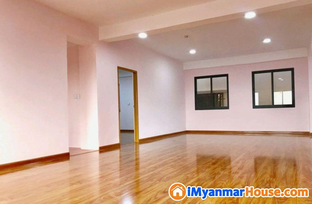 အင္းစိန္ ျမို့နယ္စက္မႈတကၠသိုလ္ အနီး လမ္းက်ယ္႐ွိေနရာေကာင ္းကြန္ဒိုအျမန္ေရာင္းမည္ - ေရာင္းရန္ - အင္းစိန္ (Insein) - ရန္ကုန္တိုင္းေဒသႀကီး (Yangon Region) - 1,490 သိန္း (က်ပ္) - S-7236674 | iMyanmarHouse.com