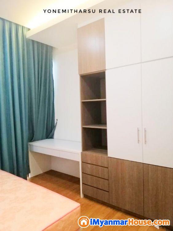 လမ်းမတော် မြို့နယ် ရှိ Hilltop Vista Condo အဆင့်မြင့် Luxury စျေးနှုန်း တန် အခန်း အမြန်ရောင်းမည်