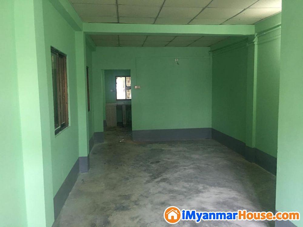 စမ္းေခ်ာင္းျမိဳ့နယ္ ေဇယ်သုခလမ္းရွိ ၆-လႊာ တုိက္ခန္း ေရာင္းမည္။ - ေရာင္းရန္ - စမ္းေခ်ာင္း (Sanchaung) - ရန္ကုန္တိုင္းေဒသႀကီး (Yangon Region) - 275 သိန္း (က်ပ္) - S-7341857 | iMyanmarHouse.com