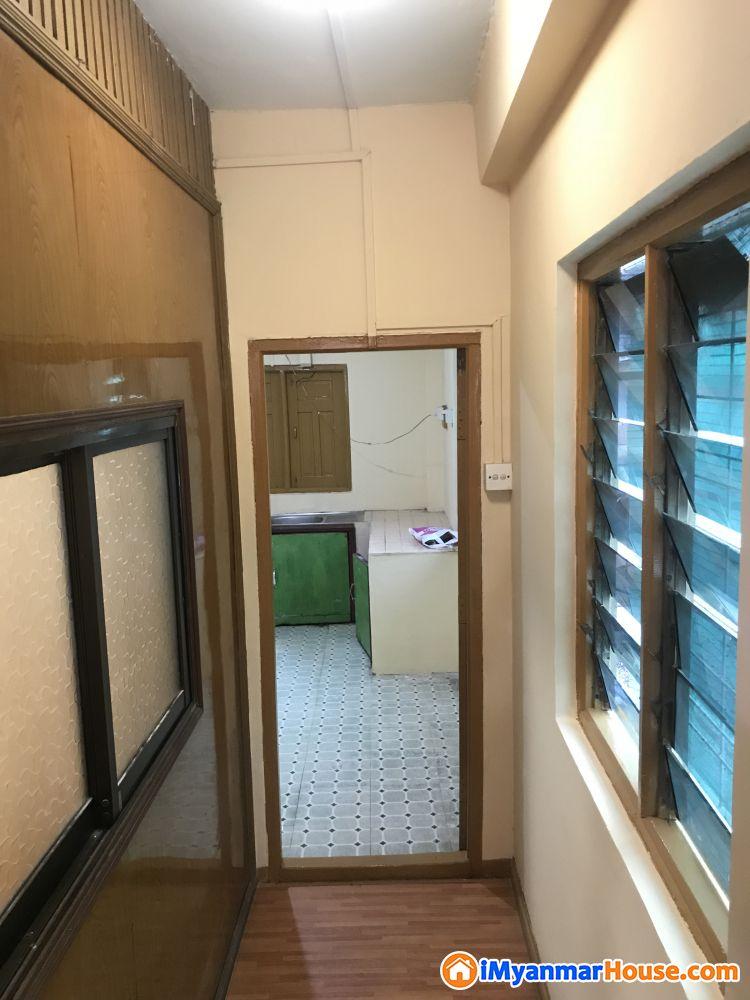 12.5 x 55 ပေ အကျယ် တိုက်ခန်းရောင်းမည် - ေရာင္းရန္ - စမ္းေခ်ာင္း (Sanchaung) - ရန္ကုန္တိုင္းေဒသႀကီး (Yangon Region) - 420 သိန္း (က်ပ္) - S-7354318 | iMyanmarHouse.com