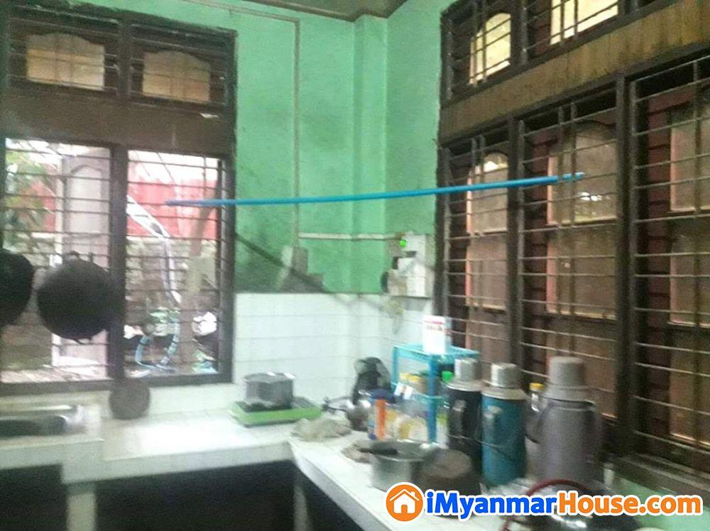 သင်္ဃန်းကျွန်း - ေရာင္းရန္ - သဃၤန္းကၽြန္း (Thingangyun) - ရန္ကုန္တိုင္းေဒသႀကီး (Yangon Region) - 2,500 သိန္း (က်ပ္) - S-7356864   iMyanmarHouse.com