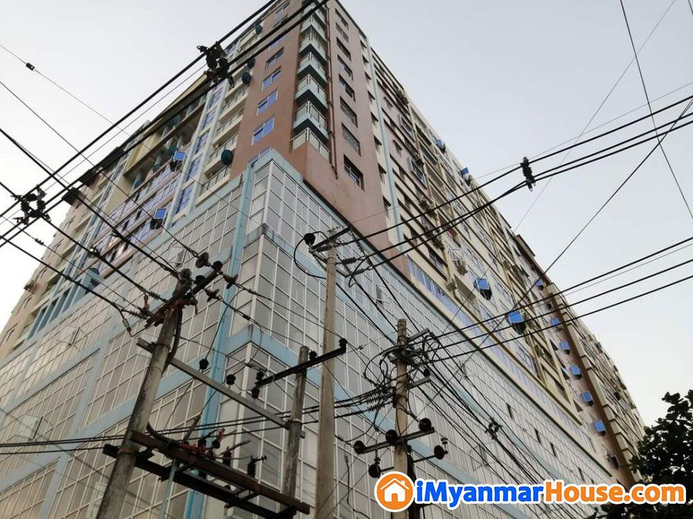 Condo ရောင်းမည် - ေရာင္းရန္ - သဃၤန္းကၽြန္း (Thingangyun) - ရန္ကုန္တိုင္းေဒသႀကီး (Yangon Region) - 2,054 သိန္း (က်ပ္) - S-7370942 | iMyanmarHouse.com