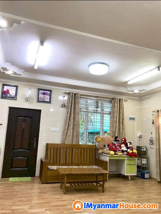 House for sale - ေရာင္းရန္ - ေျမာက္ဥကၠလာပ (North Okkalapa) - ရန္ကုန္တိုင္းေဒသႀကီး (Yangon Region) - 8,950 သိန္း (က်ပ္) - S-7373624 | iMyanmarHouse.com