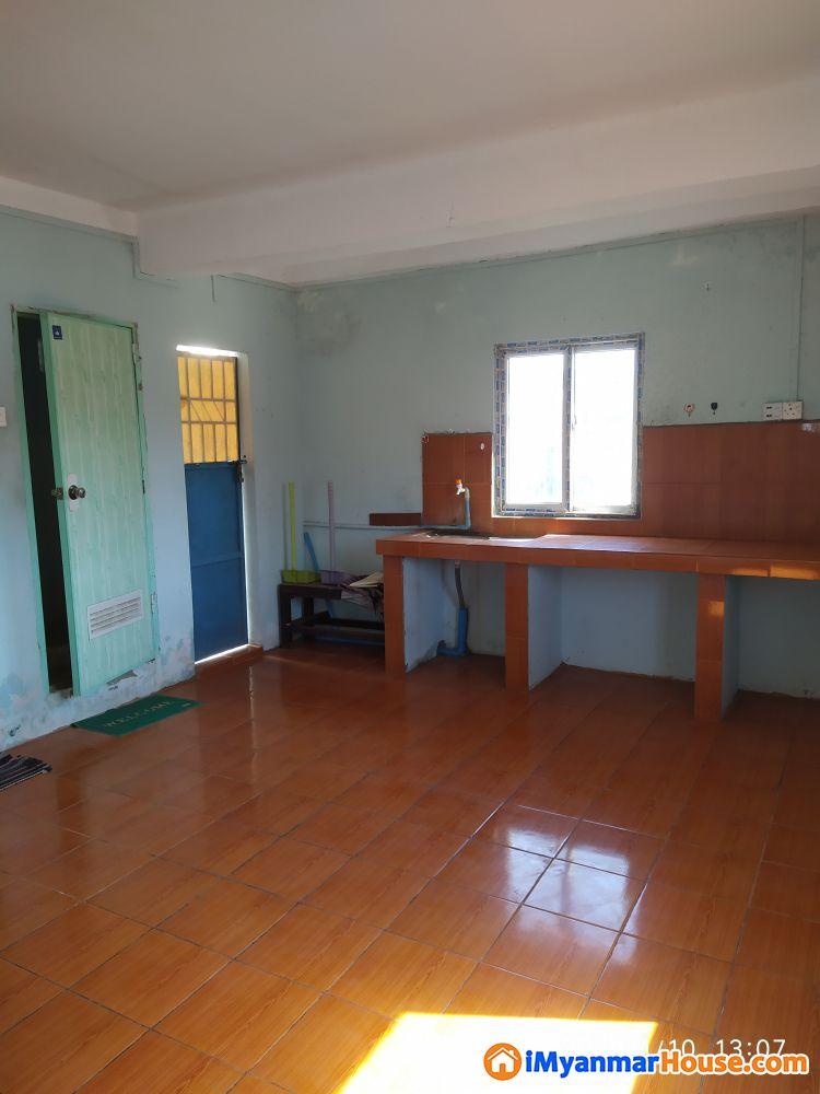 ေတာင္ဥကၠလာ ေမတၱာလမ္းအနီး ျပင္ဆင္ျပီးပထမအထပ္ တိုက္ခန္းေရာင္းရန္ရွိပါသည္။ - ေရာင္းရန္ - ေတာင္ဥကၠလာပ (South Okkalapa) - ရန္ကုန္တိုင္းေဒသႀကီး (Yangon Region) - 500 သိန္း (က်ပ္) - S-7550153 | iMyanmarHouse.com