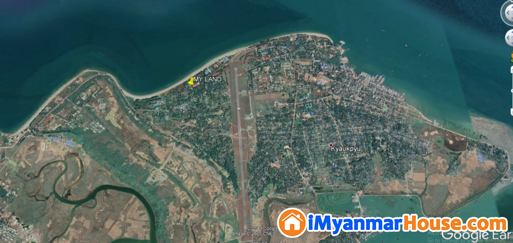ရခုိင္ျပည္နယ္၊ ေက်ာက္ျဖဴျမိိဳ့ရွိNCR အေအးခန္းစက္ရုံပါ ျခံေျမေရာင္းမည္ - ရောင်းရန် - ကျောက်ဖြူ (Kyaukpyu) - ရခိုင်ပြည်နယ် (Rakhine State) - 27,000 သိန်း (ကျပ်) - S-7579752   iMyanmarHouse.com