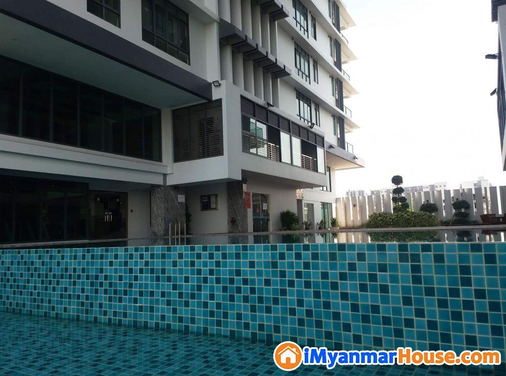 ျပင္ဆင္ၿပီး ကြန္ဒိုတိုက္ခန္းအား ေရာင္းမည္။ - ေရာင္းရန္ - လိႈင္ (Hlaing) - ရန္ကုန္တိုင္းေဒသႀကီး (Yangon Region) - 3,850 သိန္း (က်ပ္) - S-7653397 | iMyanmarHouse.com