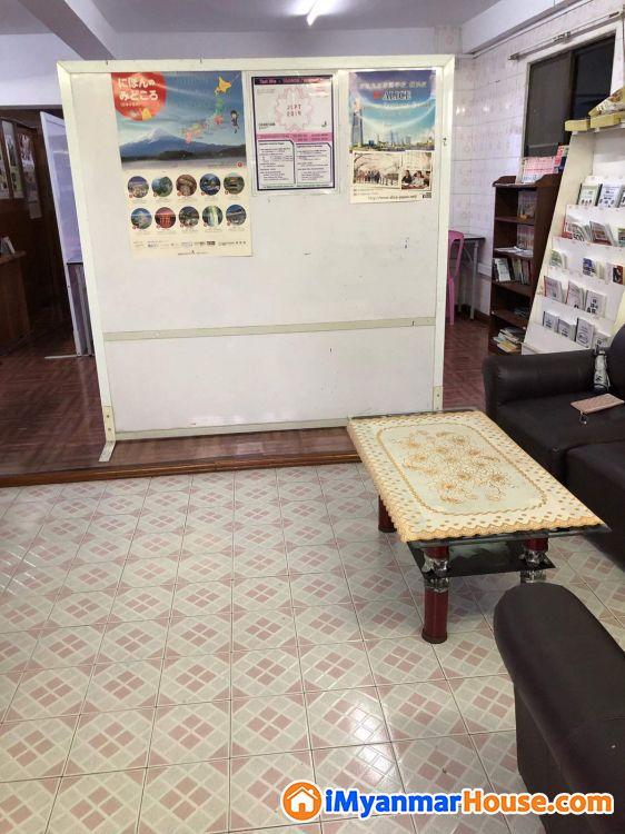 ေပအက်ယ္(25'x70') ပထမထပ္ တိုက္ခန္း - ေရာင္းရန္ - လိႈင္ (Hlaing) - ရန္ကုန္တိုင္းေဒသႀကီး (Yangon Region) - 1,700 သိန္း (က်ပ္) - S-7721538 | iMyanmarHouse.com