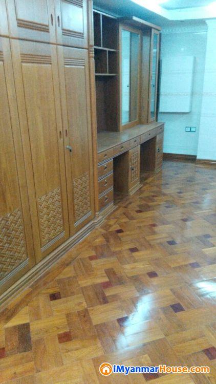 ပေ(25 x55) ကျယ်ဝန်းသောစမ်းချောင်းမြို့နယ်ရှိတိုက်ခန်း၅လွှာပိုင်ရှင်ကိုယ်တိုင်ရောင်းမည် - ရောင်းရန် - စမ်းချောင်း (Sanchaung) - ရန်ကုန်တိုင်းဒေသကြီး (Yangon Region) - 840 သိန်း (ကျပ်) - S-7866686 | iMyanmarHouse.com