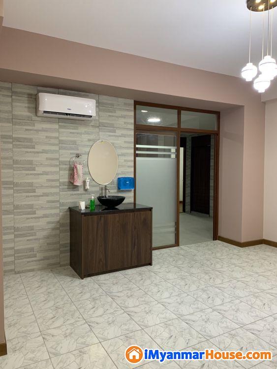 ပေအကျယ် (2300) Lamin Luxury Condo - ေရာင္းရန္ - လိႈင္ (Hlaing) - ရန္ကုန္တိုင္းေဒသႀကီး (Yangon Region) - 3,500 သိန္း (က်ပ္) - S-8006185 | iMyanmarHouse.com