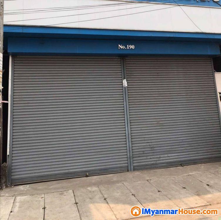 ရန်ကုန်-အင်းစိန်လမ်းမကြီးပေါ် ရှိ လုံးချင်းနှစ်ထပ် ပြင်ဆင်ပြီး ရုံးခန်းပါ နေရာကောင်းစျေးတန် မြေရောင်းရန်ရှိသည်။ - ရောင်းရန် - မရမ်းကုန်း (Mayangone) - ရန်ကုန်တိုင်းဒေသကြီး (Yangon Region) - 3,500 သိန်း (ကျပ်) - S-8709980 | iMyanmarHouse.com