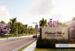 ရွမ္းျပည္နယ္ ၊ ေညာင္ေရႊရွိ ၊ ၁၁၇၀ စတုရန္းေပက်ယ္၀န္းသည့္ ဂရန္အမည္ေပါက္ Oak Land Villa လံုးခ်င္းအိမ္ ေရာင္းမည္။...