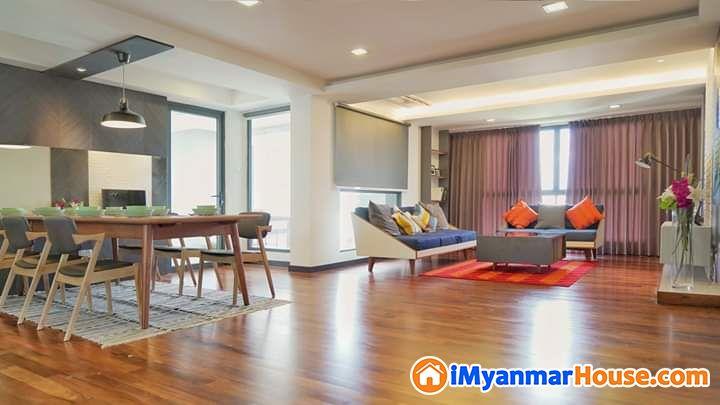 Luxury Serene Condominium for Sale @ South Okkalapa