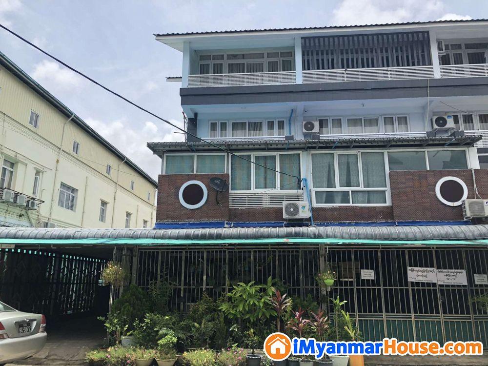 ပေ (53 X 60) ကျယ်ဝန်းသော(20 x 60 Original မြေပို) Shop House( မြေ+လေးထပ်တိုက်) - ေရာင္းရန္ - လိႈင္သာယာ (Hlaingtharya) - ရန္ကုန္တိုင္းေဒသႀကီး (Yangon Region) - 4,300 သိန္း (က်ပ္) - S-8315914 | iMyanmarHouse.com