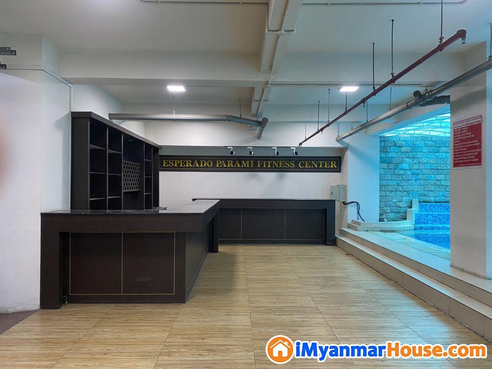 Golden Parami Tower - ေရာင္းရန္ - လိႈင္ (Hlaing) - ရန္ကုန္တိုင္းေဒသႀကီး (Yangon Region) - 2,500 သိန္း (က်ပ္) - S-8330272 | iMyanmarHouse.com