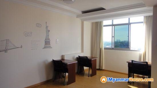 Bargayar Condo For Sale/For Rent Fully Furnished - ေရာင္းရန္ - စမ္းေခ်ာင္း (Sanchaung) - ရန္ကုန္တိုင္းေဒသႀကီး (Yangon Region) - 1,900 သိန္း (က်ပ္) - S-8457949 | iMyanmarHouse.com