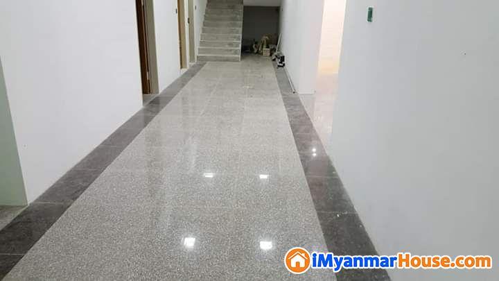 သူရိန်ရိပ်မွန်အိမ်ရာဝင်း အဆင့်မြင့်ပြင်ဆင်ပြီး အသင့်နေ လုံးချင်းအိမ်ရောင်းရန် - ေရာင္းရန္ - လိႈင္ (Hlaing) - ရန္ကုန္တိုင္းေဒသႀကီး (Yangon Region) - 8,500 သိန္း (က်ပ္) - S-8498755 | iMyanmarHouse.com