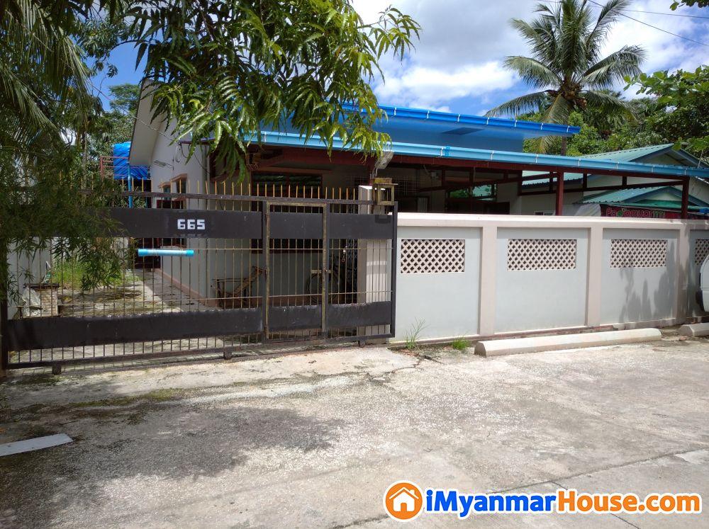 ဒဂုံမြို့သစ်မြောက်ပိုင်း ၄၅ရပ်ကွက် လုံးချင်းအိမ်အမြန် ရောင်းမည် - ေရာင္းရန္ - ဒဂံုၿမိဳ ႔သစ္ ေျမာက္ပိုင္း (Dagon Myothit (North)) - ရန္ကုန္တိုင္းေဒသႀကီး (Yangon Region) - 1,100 သိန္း (က်ပ္) - S-8651433 | iMyanmarHouse.com