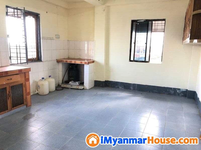 ပေ (25 x 50) ကျယ်ဝန်းသော တိုက်ခန်းပိုင်ရှင်ကိုယ်တိုင်အမြန်ရောင်းလိုပါသည်။ - ရောင်းရန် - ဗိုလ်တထောင် (Botahtaung) - ရန်ကုန်တိုင်းဒေသကြီး (Yangon Region) - 550 သိန်း (ကျပ်) - S-8656092 | iMyanmarHouse.com