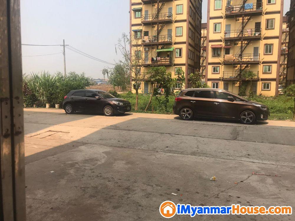 လုံးခ်င္းအိမ္ႏွင့္တိုက္ခန္းတြဲလွ်က္(Covid) ကာလအထူးေလွ်ာ့ေဈးျဖင့္ေရာင္းမည္ - ေရာင္းရန္ - ဒဂံုၿမိဳ ႔သစ္ ေတာင္ပိုင္း (Dagon Myothit (South)) - ရန္ကုန္တိုင္းေဒသႀကီး (Yangon Region) - 1,600 သိန္း (က်ပ္) - S-8664853 | iMyanmarHouse.com