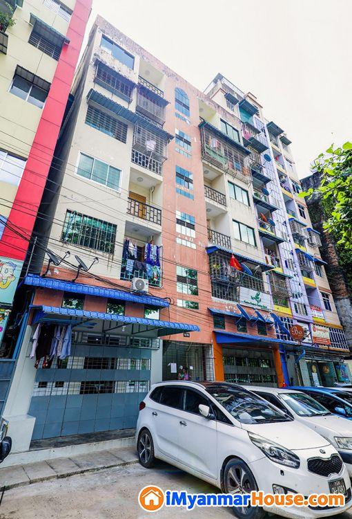 ဗိုလ်တထောင်ဘုရားအနီး သောမဆင် (၄)လမ်းတွင် တိုက်ခန်းကျယ် ပိုင်ရှင်ကိုယ်တိုင်ရောင်းမည် - ေရာင္းရန္ - ဗိုလ္တေထာင္ (Botahtaung) - ရန္ကုန္တိုင္းေဒသႀကီး (Yangon Region) - 900 သိန္း (က်ပ္) - S-8666018 | iMyanmarHouse.com